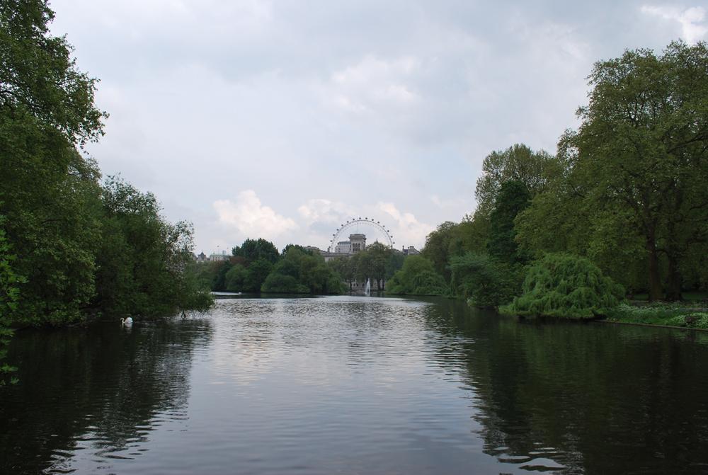 st john park london eye