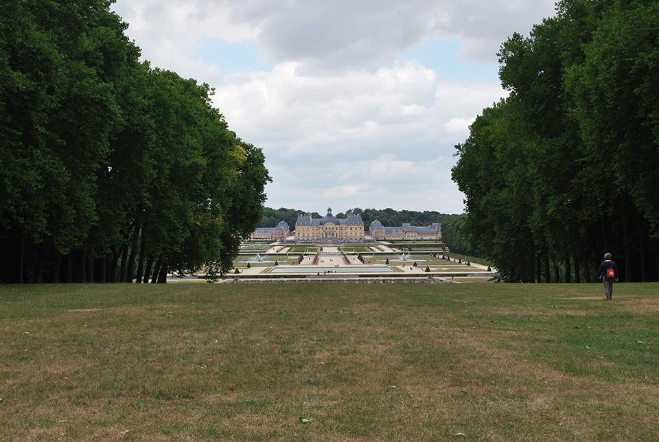 Le chateau de vaux le vicomte hors du temps blog voyage - Visite vaux le vicomte ...