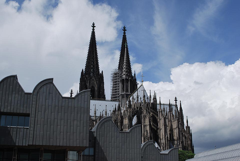 cologne cathedrale ardoise