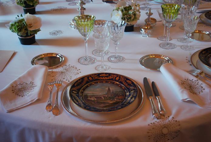 table quai d'orsay