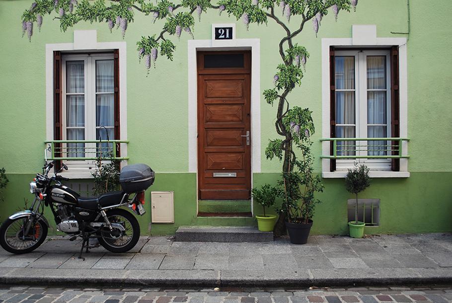 rue cremieux glycine