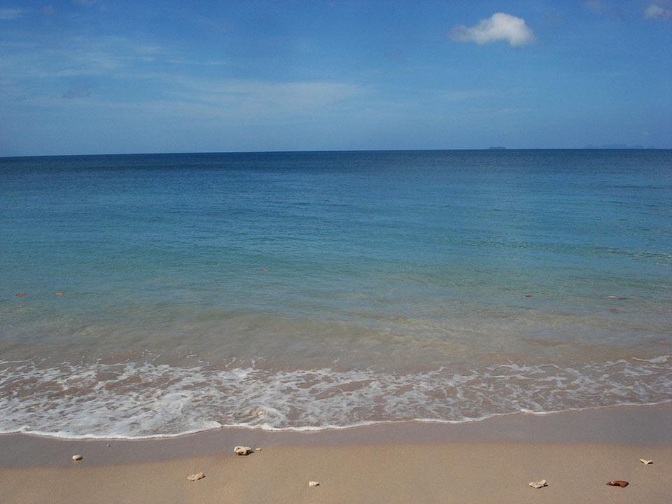 koh lanta klong kong beach