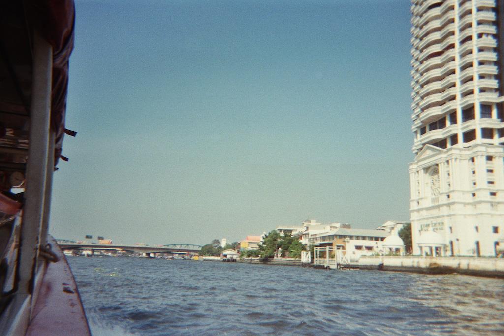 bangkok rivière
