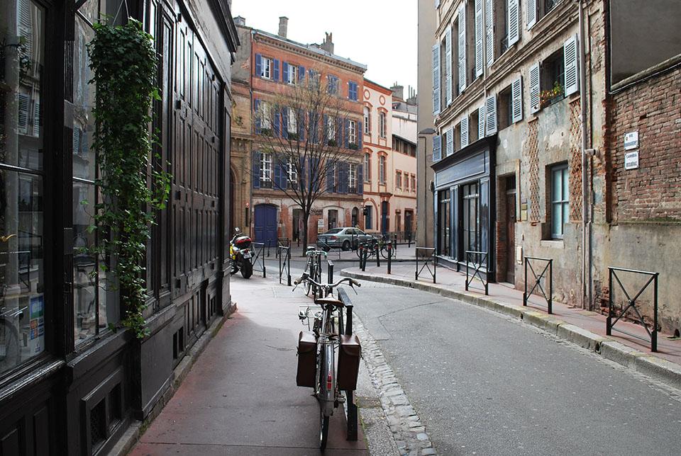 toulouse vélo