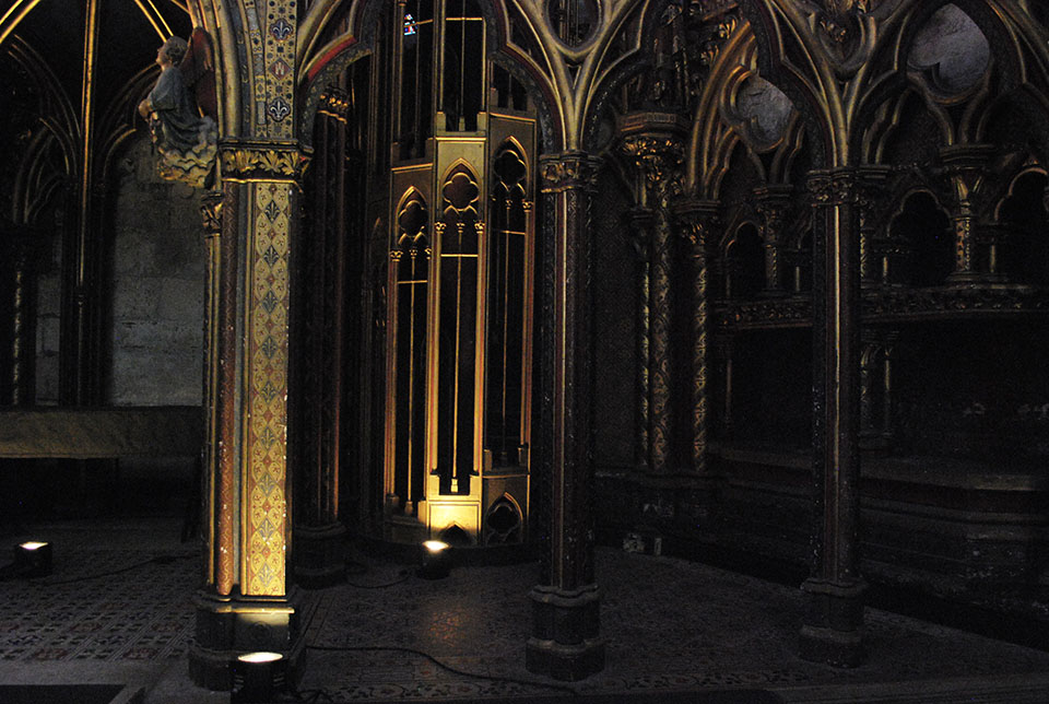 chapelle haute