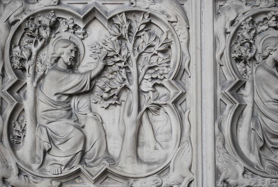 sainte chapelle detail