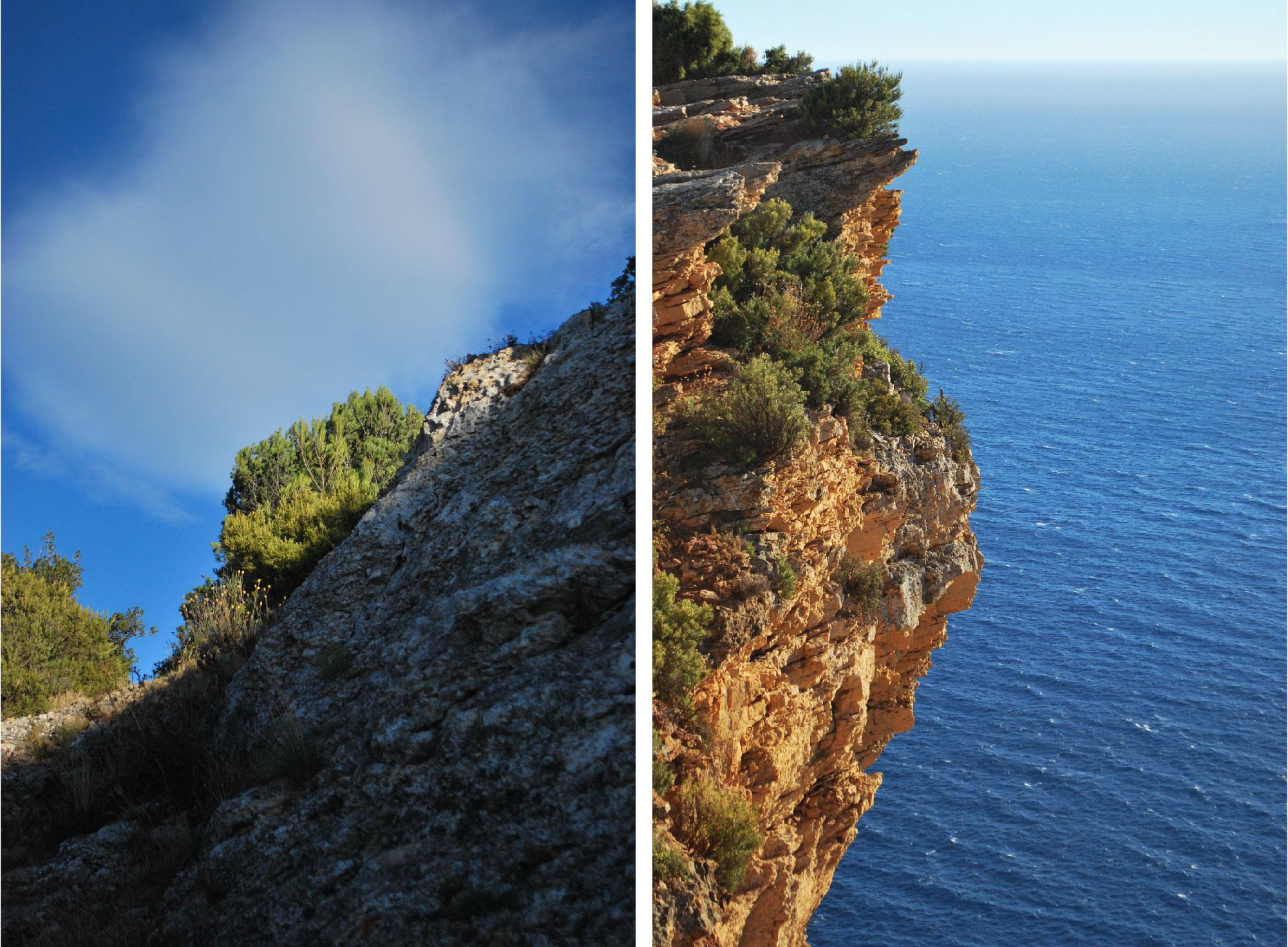 route des cretes roche