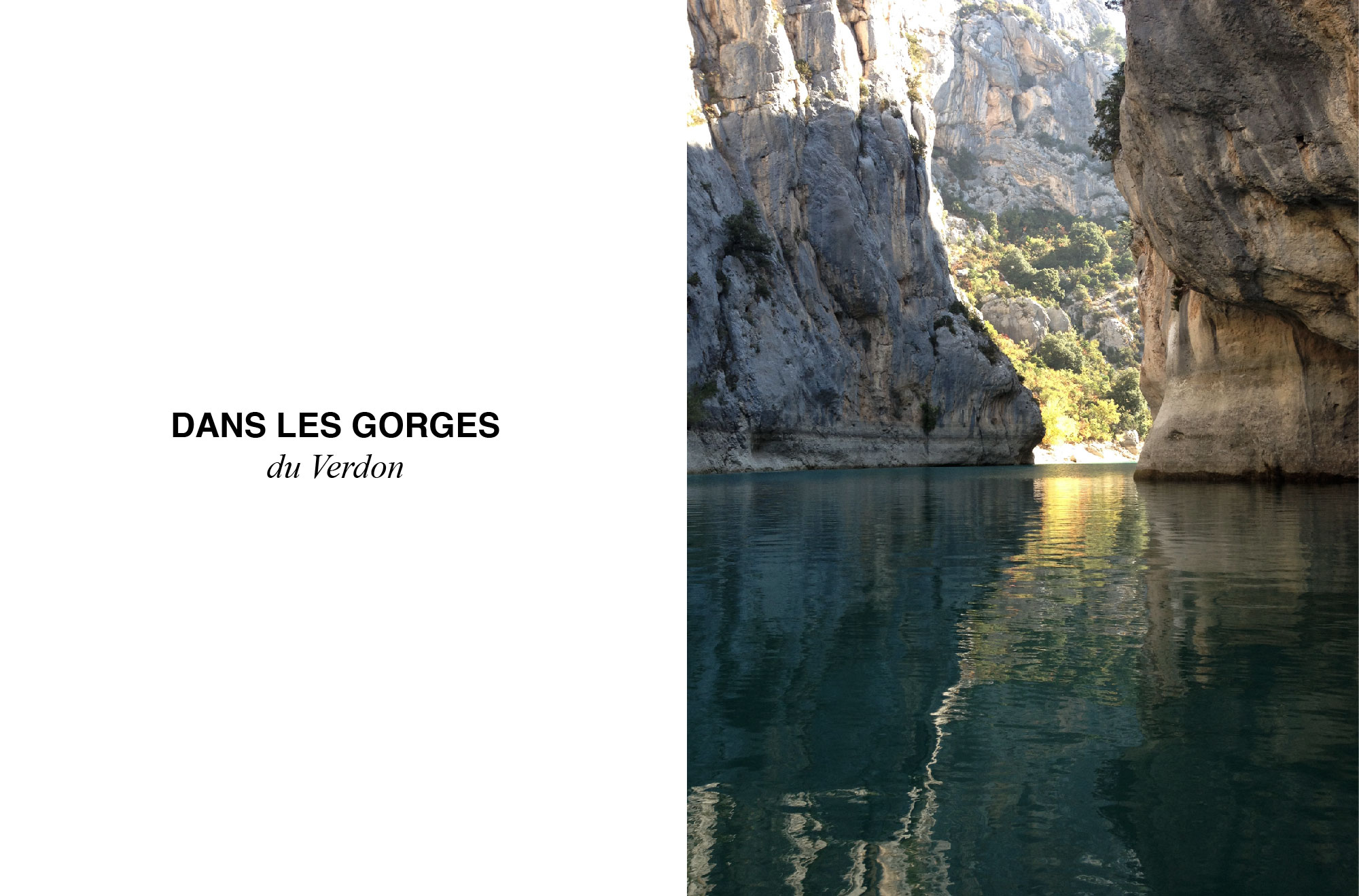 kayak gorges du verdon