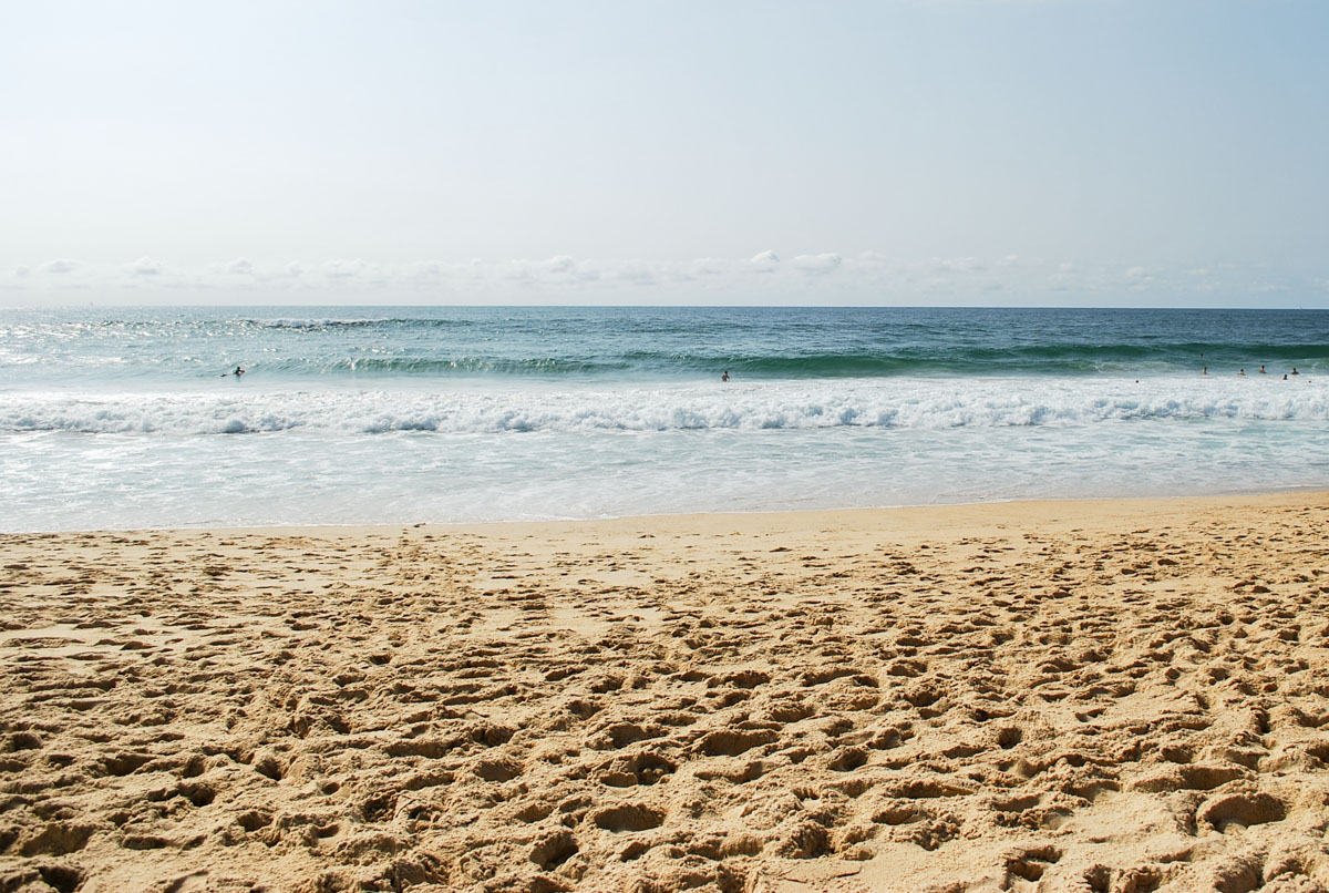 vacances plage hossegor