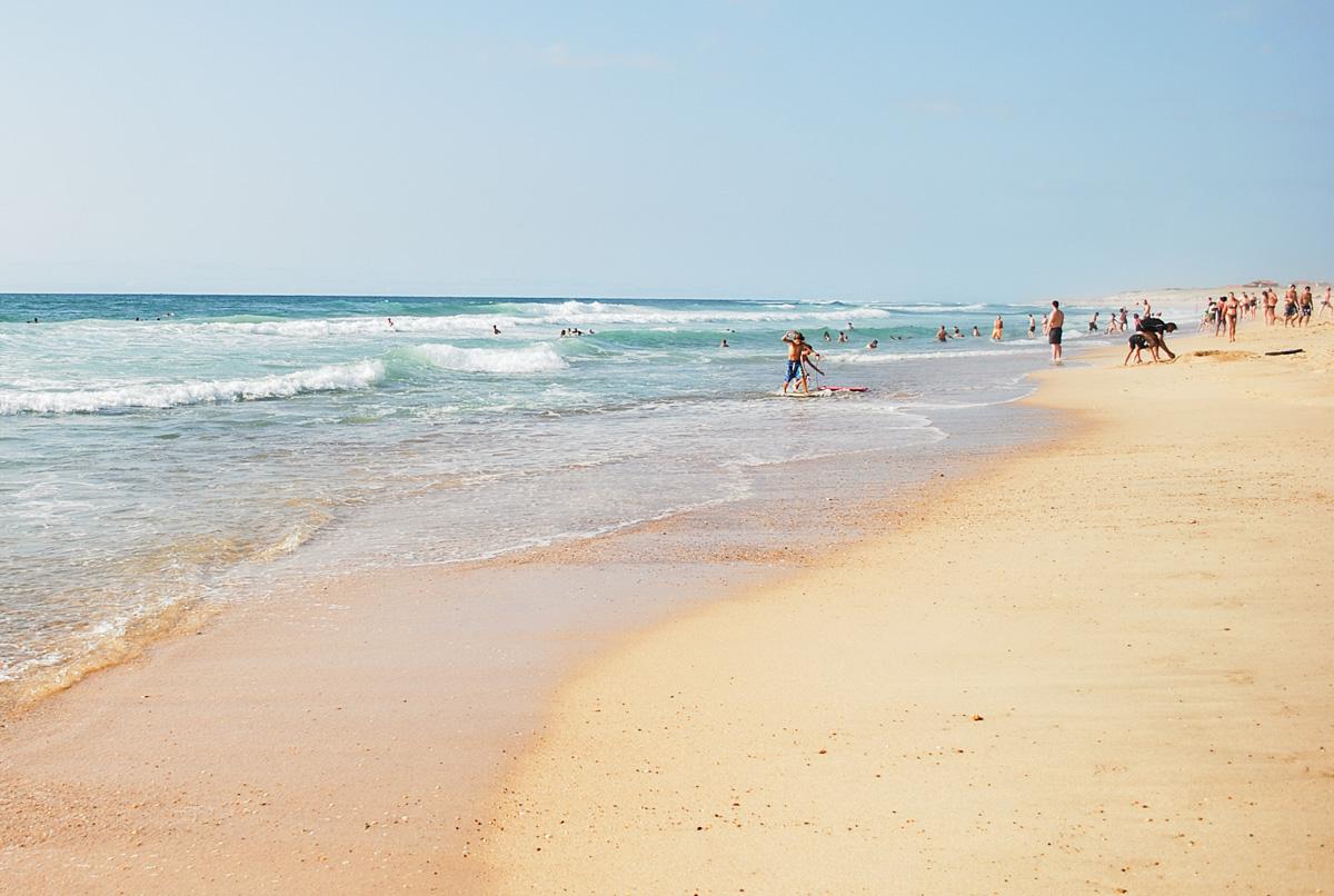 plage vacances hossegor
