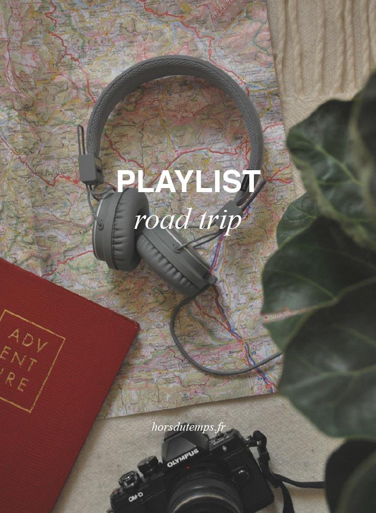 playlist road trip