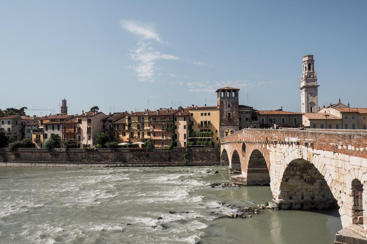visiter verone italie