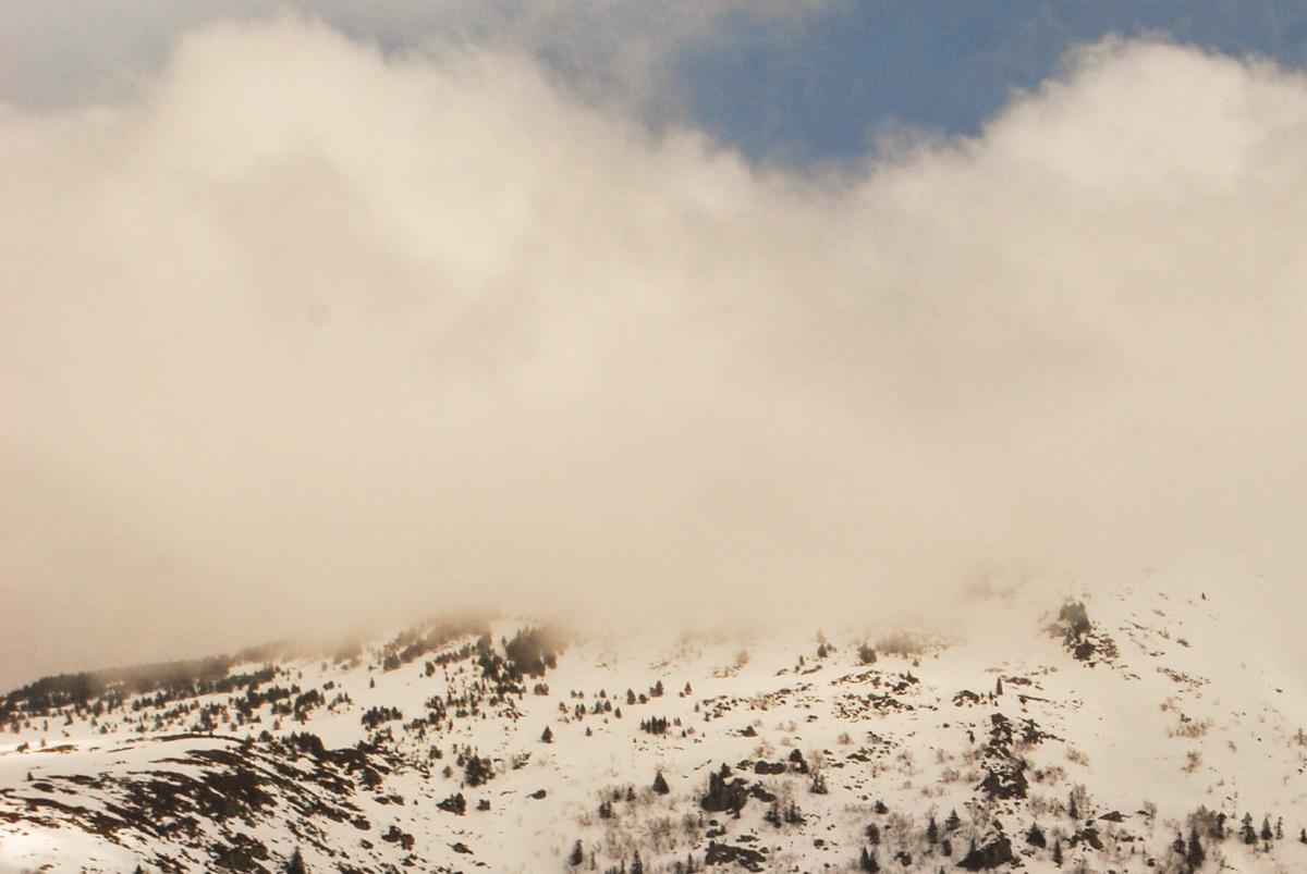 pyrenees neige