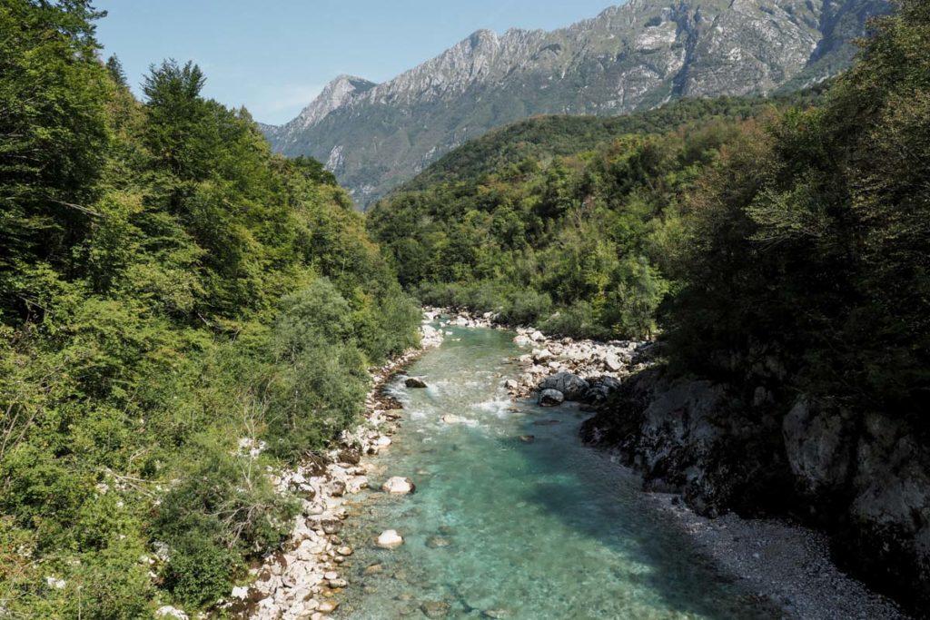 vallee de la soca slovenie