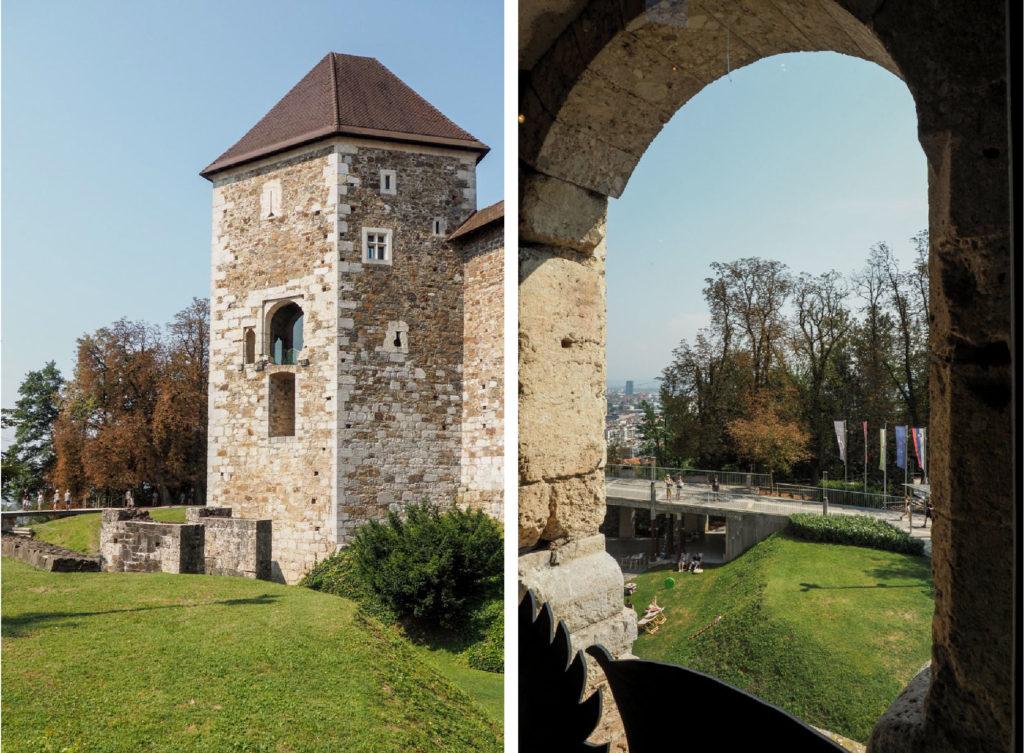 chateau de ljubljana visiter