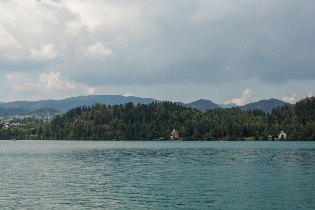 lac de bled chalet