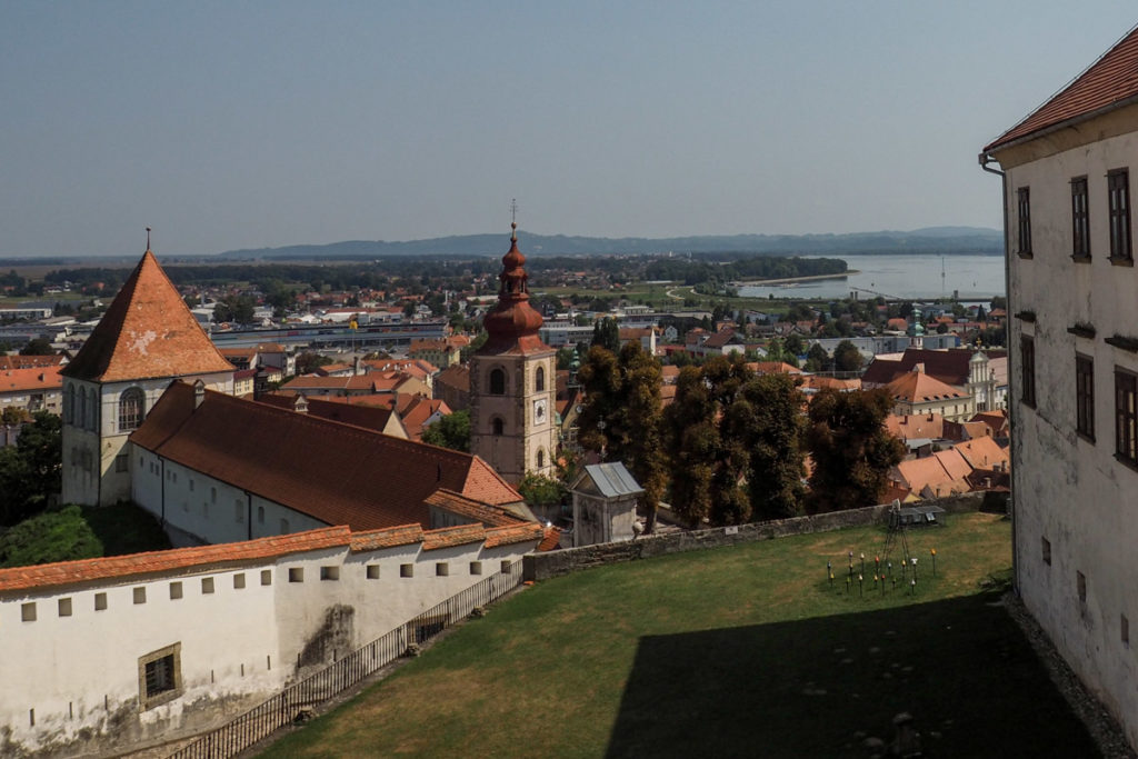 itineraire slovenie est