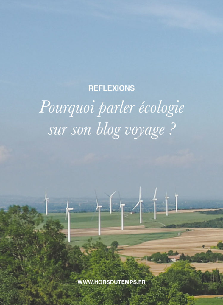 reflexions ecologie blog