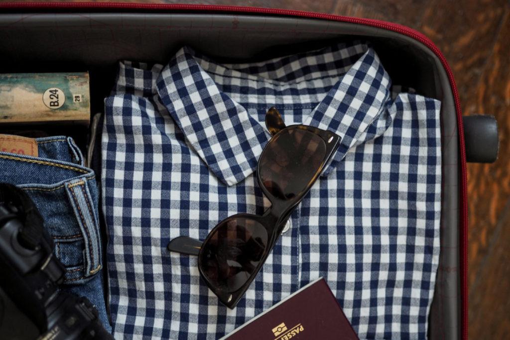 conseils faire sa valise