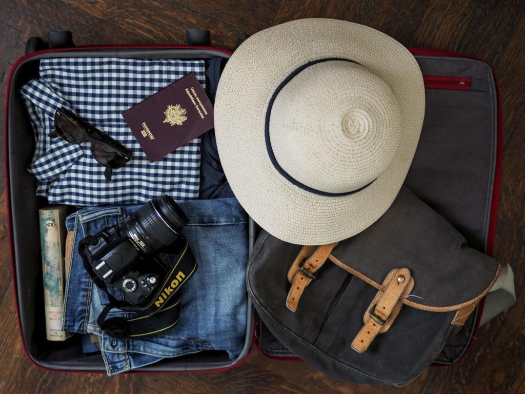 blog préparer sa valise pour un city-trip